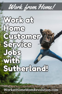 Work at Home Insurance Benefits Customer Service Jobs with Sutherland