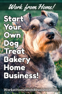 Start Your Own Dog Treat Bakery Home Business