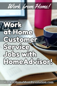 home-based customer service jobs HomeAdvisor
