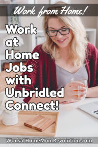home-based customer support jobs Unbridled Connect
