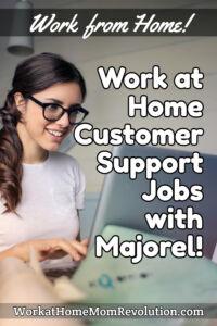 home-based customer support jobs Majorel