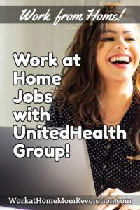 work at home unitedheatlh group