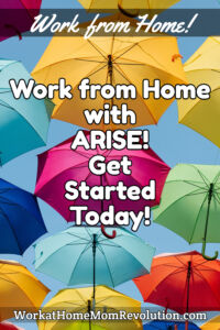 work from home arise